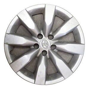 16-034-2014-2015-2016-Toyota-Corolla-Hubcap-Hub-Cap-Wheel-Cover-61172