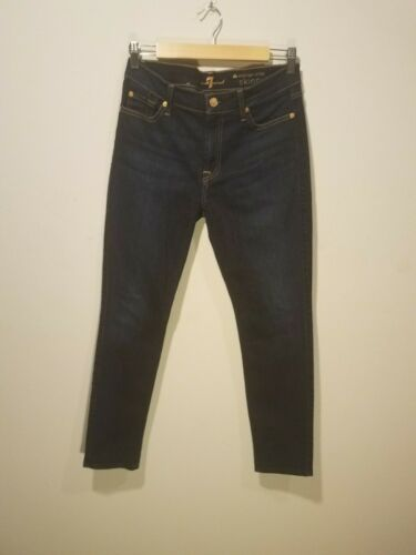 Dark Denim For A All Pocket Taglia Womens Wash 7 29 Jeans Mankind nIzxwqp