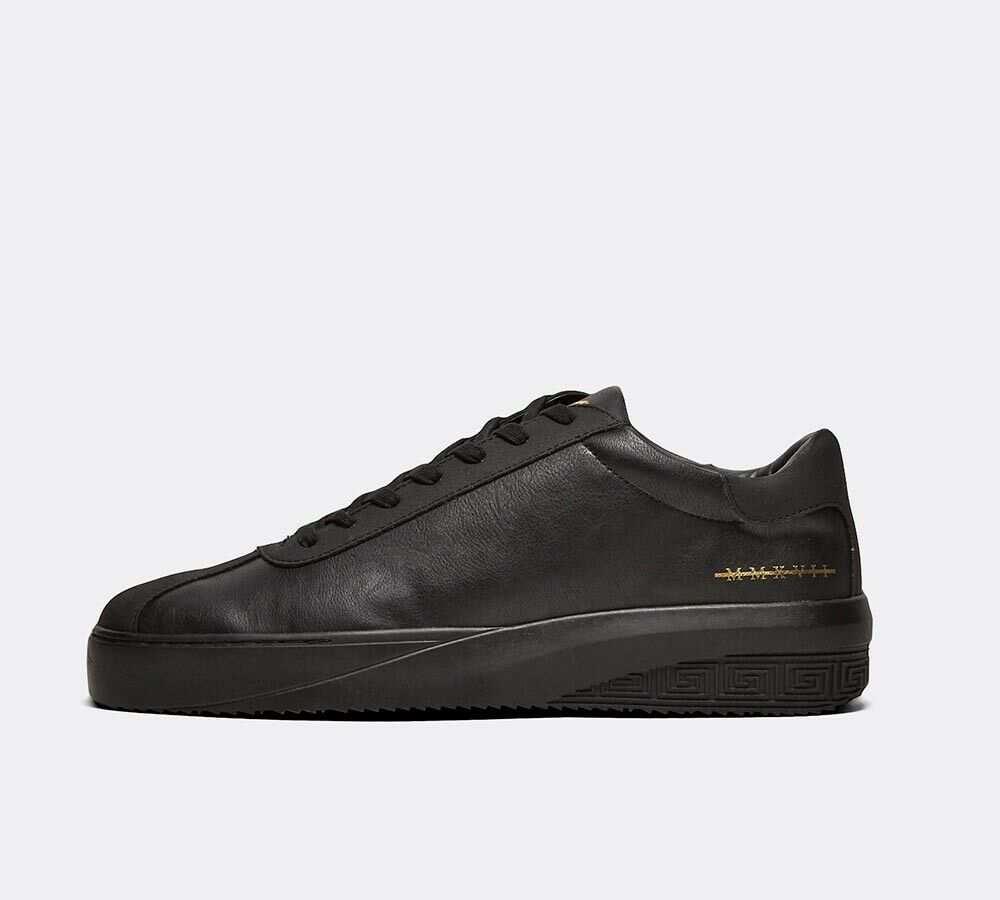 Mens GG By Condemned Nation Zeus Black Black gold Trainers