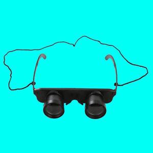 Telescope-Glasses-Style-Eyewear-Fishing-Hiking-Opera-Theater-Match-Binoculars