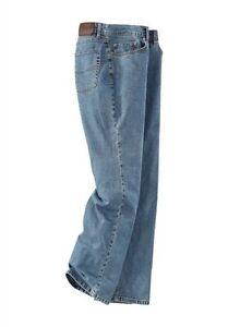 Blue Paddocks Neu Herren Jeans Droit L32 Denim Ranger W42 Stone Tuyau waqRT