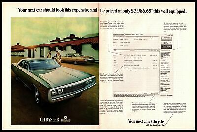 1970 Chrysler Newport 4-Door Hardtop 383 V-8 Engine 290 HP ...