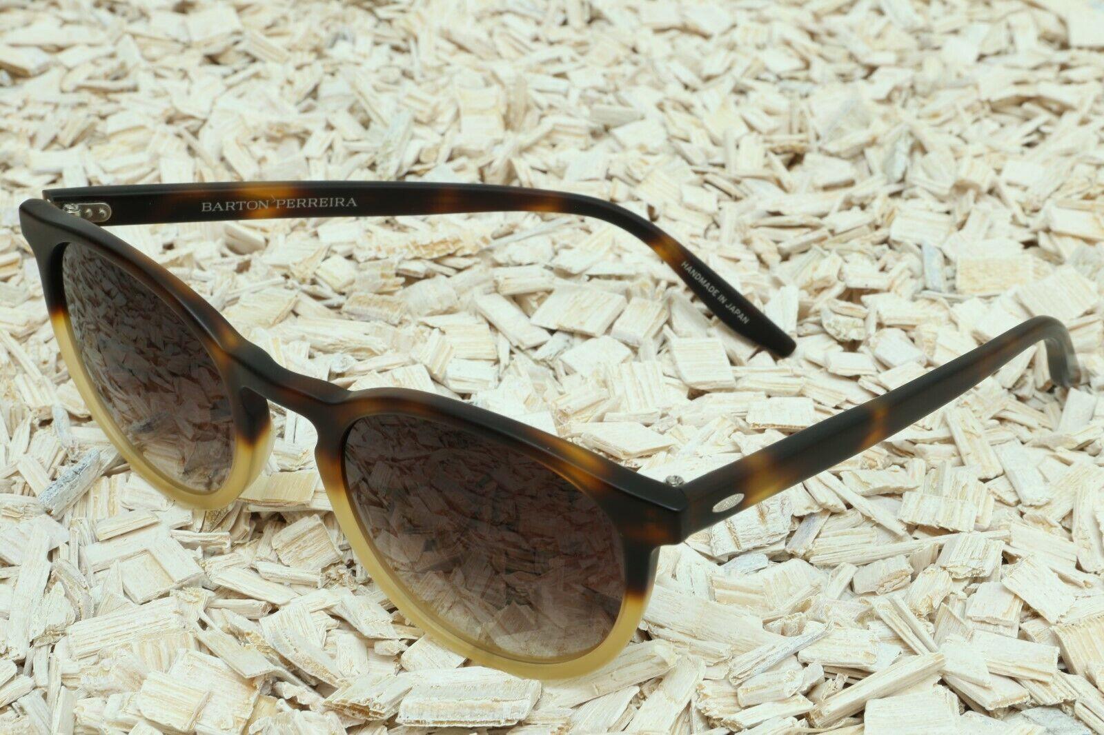 Original BARTON BARTON BARTON PERREIRA Sonnenbrille Gestell HORNBY 51 Farbvarianten glasses  | Guter Markt  | Genial  | Glücklicher Startpunkt  ae6646