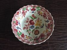 "Copeland Spode ""Spode's Bouquet"" New Condition Finger or Berry Bowl Round"