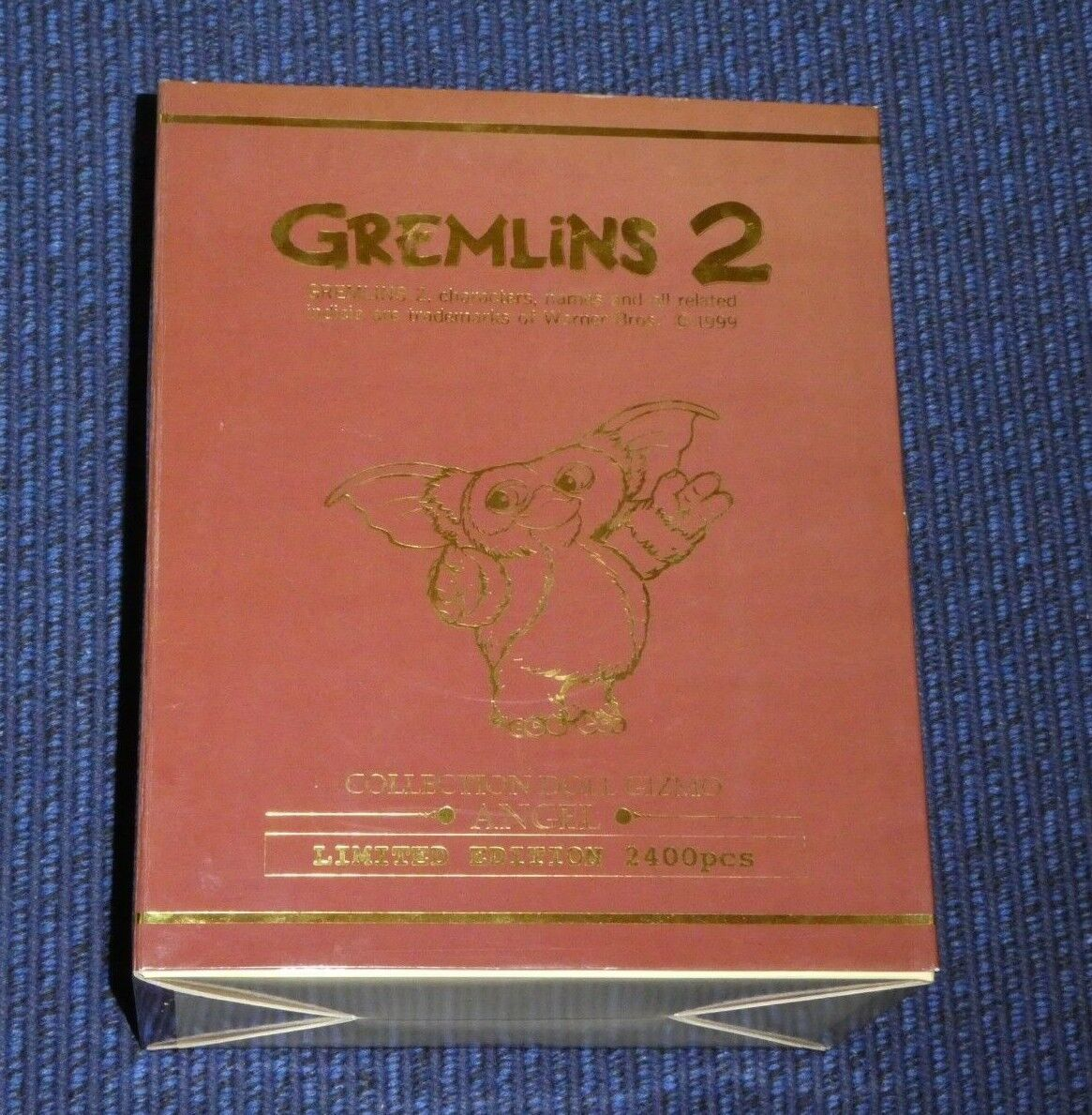 GREMLINS 2 ANGEL MOHAWK LIMITED 2400PCS COLLECTION DOLL FIGURE JUN PLANNING RARE