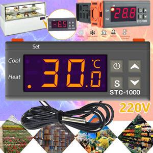 Digital-Thermostat-Temperaturregler-110-220V-STC-1000-Temperaturschalter-50-99-C