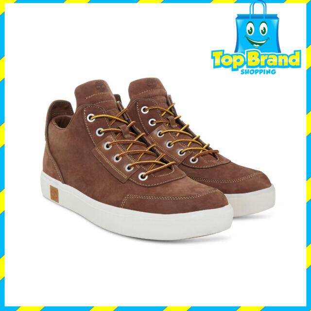 aef4e9fbf3e Timberland Mens Footwear A1G9B Amherst High Top Chukka Boots Sahara