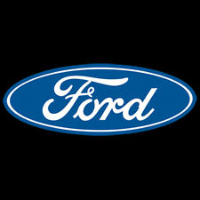 Ford Trucks Classic Square Logo Adlt T-Shirt