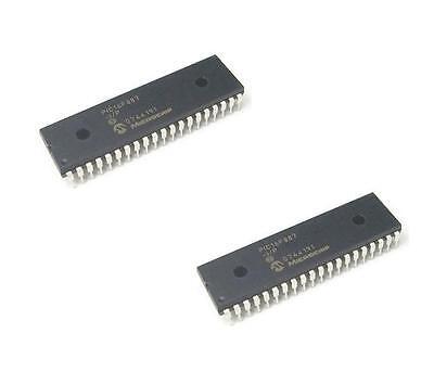 1PCS PIC16F887-I/P PIC16F887 DIP40 MICROCHIP IC NEW GOOD QUALITY
