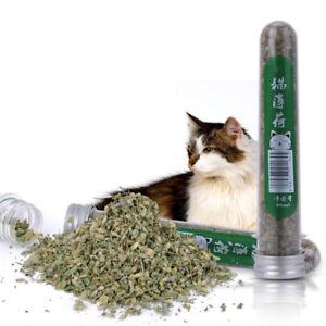 One-Bottle-Cat-Toys-Catnip-40ml-Pure-Natural-Loose-Pet-Kitten-Mint-Cat-Supplies