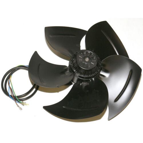 K 4D350-Z Lüftermotor Ventilator für HF-22-400 für 380V 400V 145W Sanmu YWF