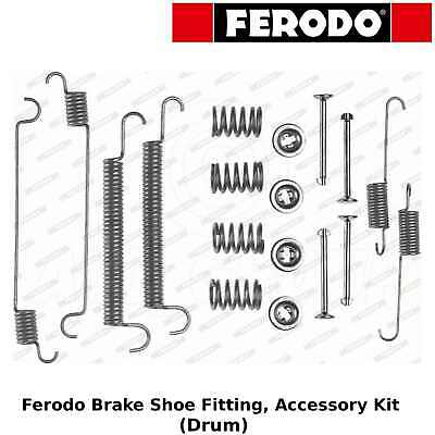 Ferodo FBA8 Rear Axle Brake Accessory Shoe Fitting Kit Replaces KIT714