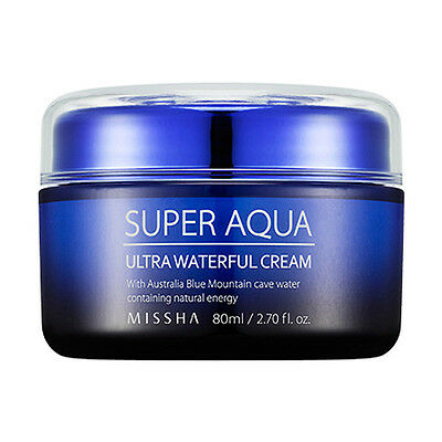 [MISSHA] SUPER AQUA ULTRA WATERFULL CREAM 80ml ( 2.70oz ) / Free Shipping