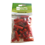 BZS Red Zip Sliders//booms for Boat//Sea Fish Available in 20x 50x,100x Per Pack