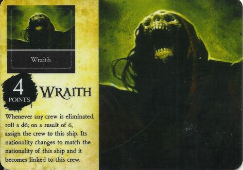 014 WRAITH PIRATES SAVAGE SHORES