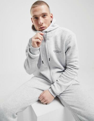 New McKenzie Men's Essential Zip Through Hoodie