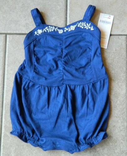 Size 3-6 months Romper Gymboree Coastal Breeze,one piece,NWT,outfit sunsuit