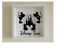 IKEA RIBBA Box Frame Personalised Vinyl Wall Art Quote Disney Fund Money
