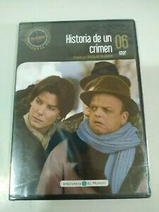 Historia-de-un-Crimen-Douglas-McGrath-DVD-Espanol-Ingles-Nuevo