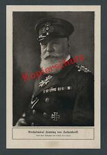Großadmiral Henning von Holtzendorff Kaiserliche Marine Wappen U-Boot-Krieg 1918
