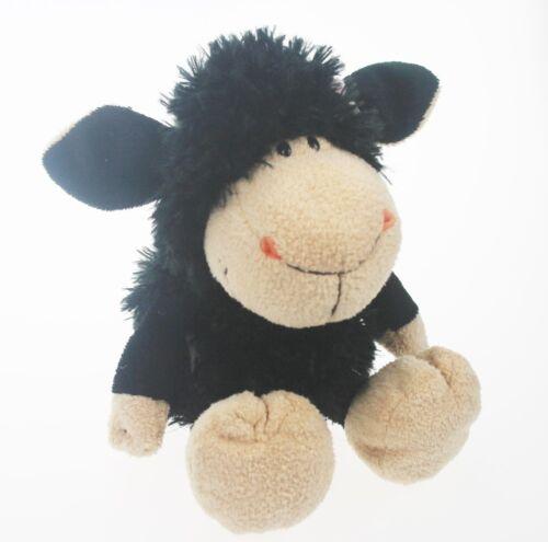 Cute stuffed animals black sheep soft toy baby dolls plush toy Christmas present
