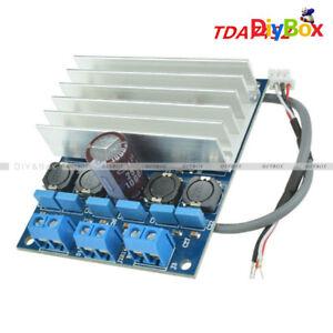 TDA7492-2-x-50W-D-Class-High-Power-Digital-Amplifier-Board-AMP-Board-Radiator