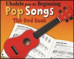 Ukulele-from-the-Beginning-Pop-Songs-The-Red-Book-Chord-amp-Melody-Songbook