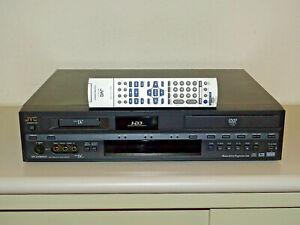 JVC SR-DVM600 DVD- / HDD- / miniDV- Recorder, 40GB HDD, inkl. FB, 2J. Garantie