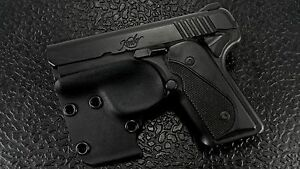 Holsters BORAII Eagle Pocket Holster for the KIMBER MICRO 9