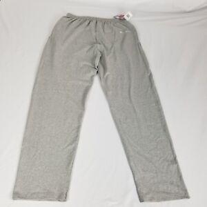 151cadb39442 Image is loading Champion-Mens-Pants-Size-XL-Gray-Activewear-Running-