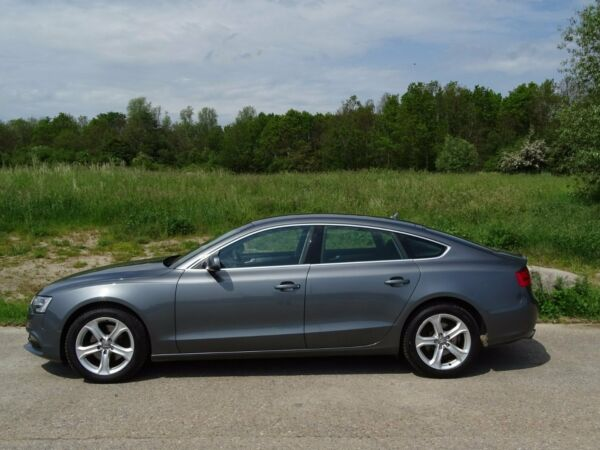Audi A5 1,8 TFSi 170 SB - billede 2