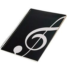 Blank Sheet Music Manuscript Paper// Musicians Notebook// Composition 32 Pages