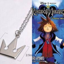 Kingdom Hearts Sora Crown Kaiserkrone Necklace Halskette Anhänger Kette