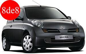 nissan micra k12 2005 manual de taller en cd ebay rh ebay es manual de taller nissan micra k12 español Nissan Micra K-12 Rear