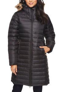 508bd2579 Details about Fjallraven Ovik Down Parka Women Insulated Coat Jacket Black  Large