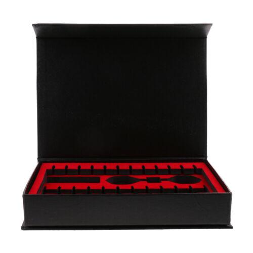 Boîtier de Stockage pour 12 Flechettes Equipement Jeu de Flechettes
