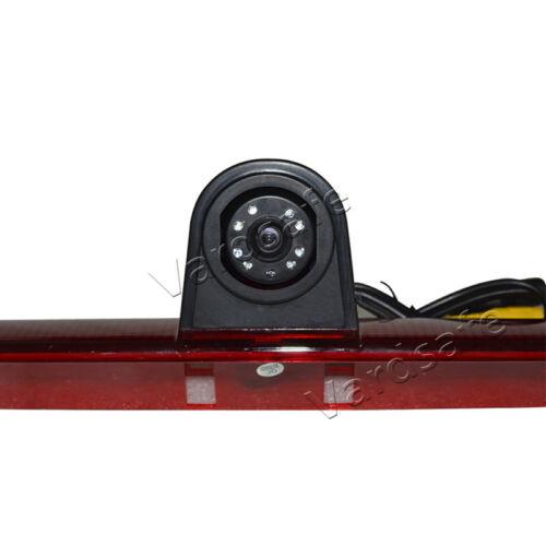 VardsafeBrake Light Rear View Reverse Backup Camera Kit for Mercedes Sprinter