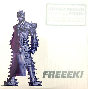 George-Michael-CD-Single-Freeek-Europe-EX-EX