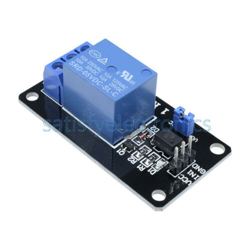 5V One 1 Channel Isolated Relay Module Optocoupler For Arduino PIC AVR DSP ARM S