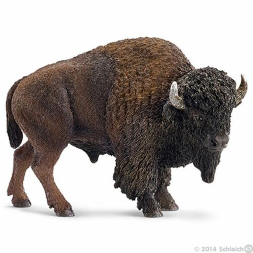 American Bison 14714 strong tough looking Schleich Anywhere/'s Playground /</>/<
