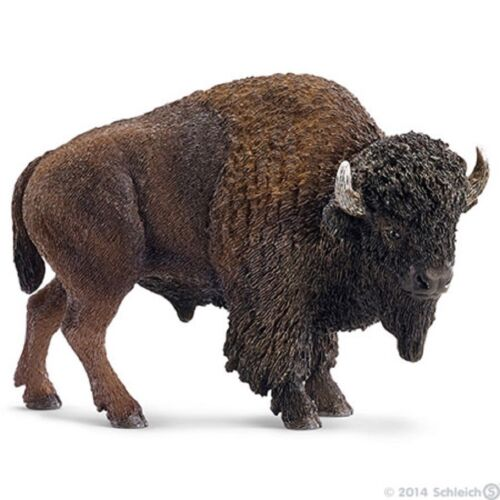 American Bison 14714 strong tough looking Schleich Anywhere's Playground