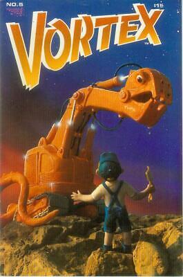 MüHsam Vortex # 5 (sampler,ken Steacy) (vortex Canada, 1983) Der Preis Bleibt Stabil