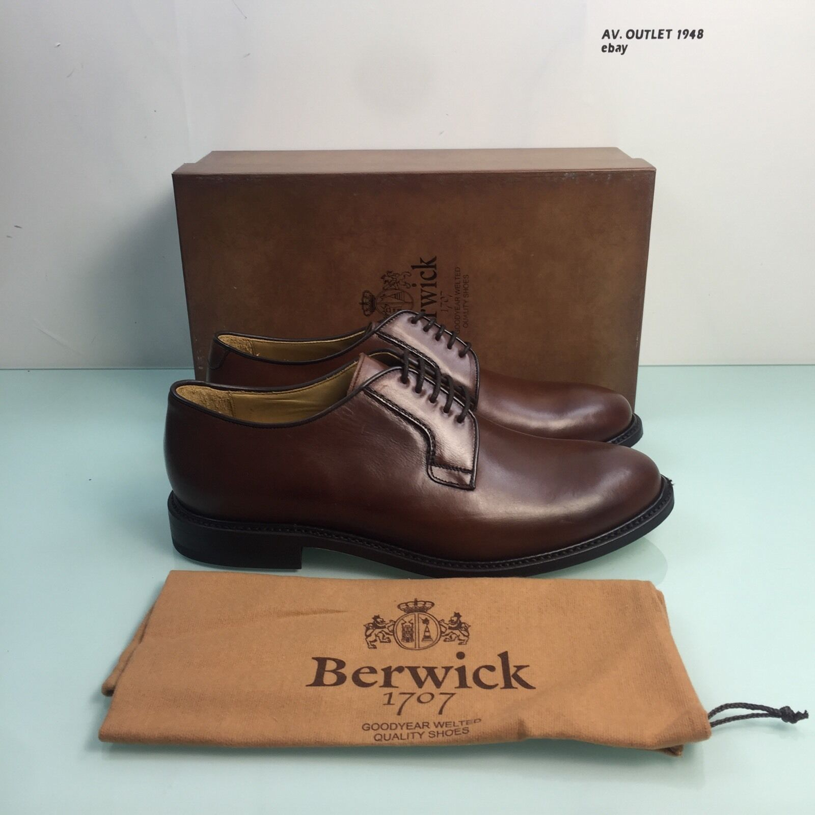 Chaussure Berwick 1707 Hombre Goodyear Welted