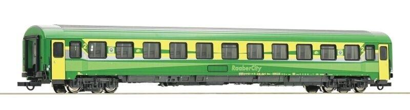 Roco 74334 Eurofima-coche 2. clase GySEV h0
