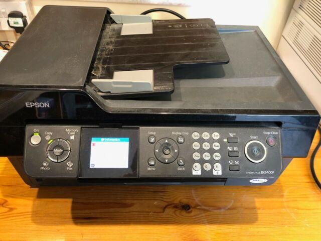 EPSON DX9400F SCANNER TREIBER HERUNTERLADEN