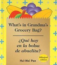 What's in Grandma's Grocery Bag?/Que hay en la bolsa de abuelita?