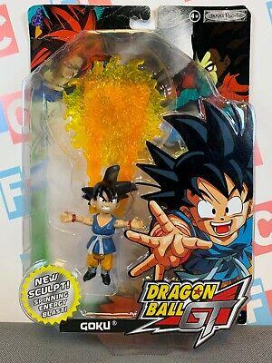 Dragon Ball GT Kid Goku DBZ Jakks