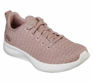 d32671910e33 Skechers Rose Shoes Bobs Women Sporty Memory Foam Comfort Casual ...