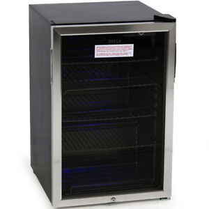 beverage refrigerator mini wine fridge soda beer water drinks bar cooler stand 846183160083 ebay. Black Bedroom Furniture Sets. Home Design Ideas