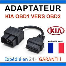 Adaptateur OBD2 vers KIA OBD1 - DIAG Auto Valise OBD2 ELM327